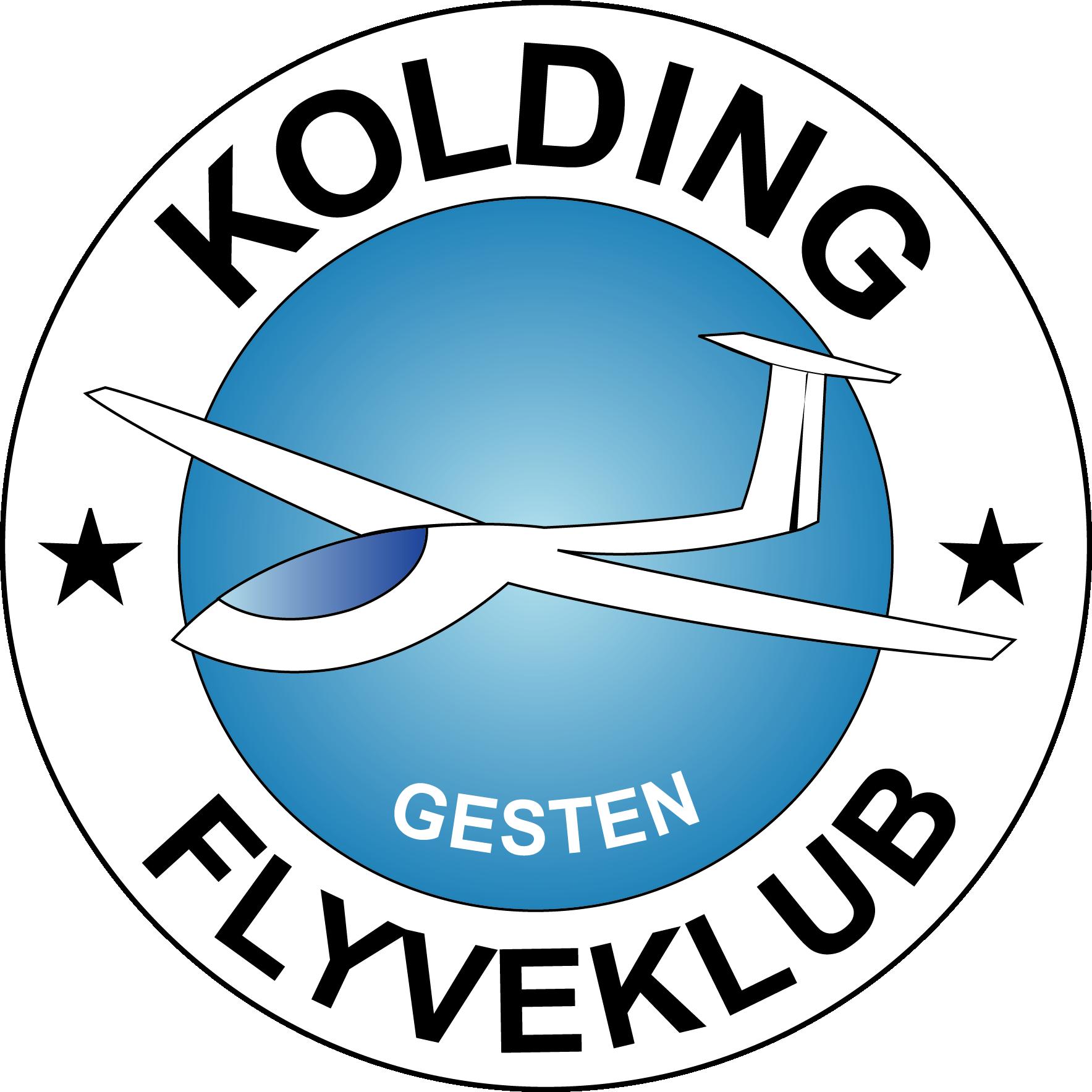 14 - Kolding Flyveklub logo