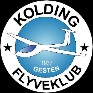 Kolding Flyveklub logo