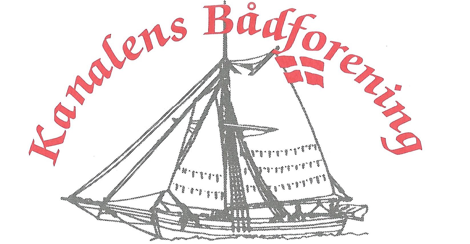 Kanalens Bådforening logo